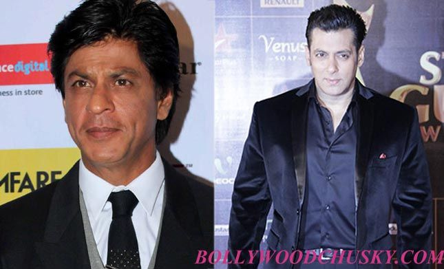 Why Salmaan Khan invited SRK on Bigg Boss 7? click the link below to read all report. http://www.bollywoodchusky.com/bollywood/gossip/salman-invited-shahrukh-khan-on-bigg-boss-7.html