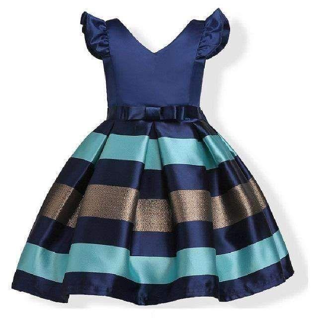 Baby Girl baptism sleeveless flower dress on sale at gopurchase secure online shopping.