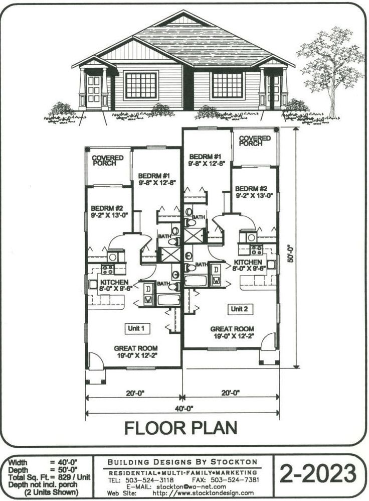 63 best images about duplex house plans on pinterest for Duplex plans and prices
