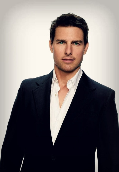 The undeniable Tom Cruise