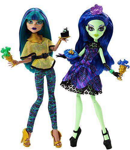 Monster High Scream & Sugar Doll (2 Pack) Monster High…