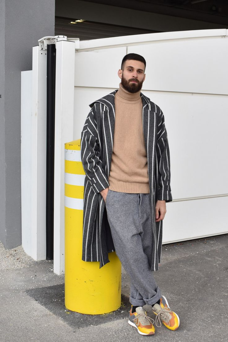 Dress to express, not to impress — billy-george: Loose Layers