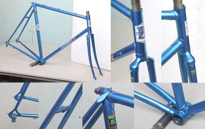 Hilary Stone British/American bike frames page 2PAUL DONOHUE ROAD FRAME 1992