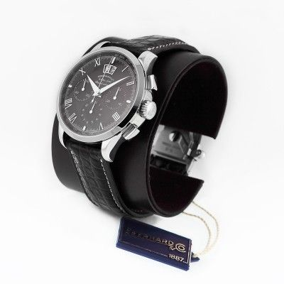 Eberhard & Co., Extra-Fort, photographed by Pamela Ossola, offered by Georg Königbauer - Watches For Life