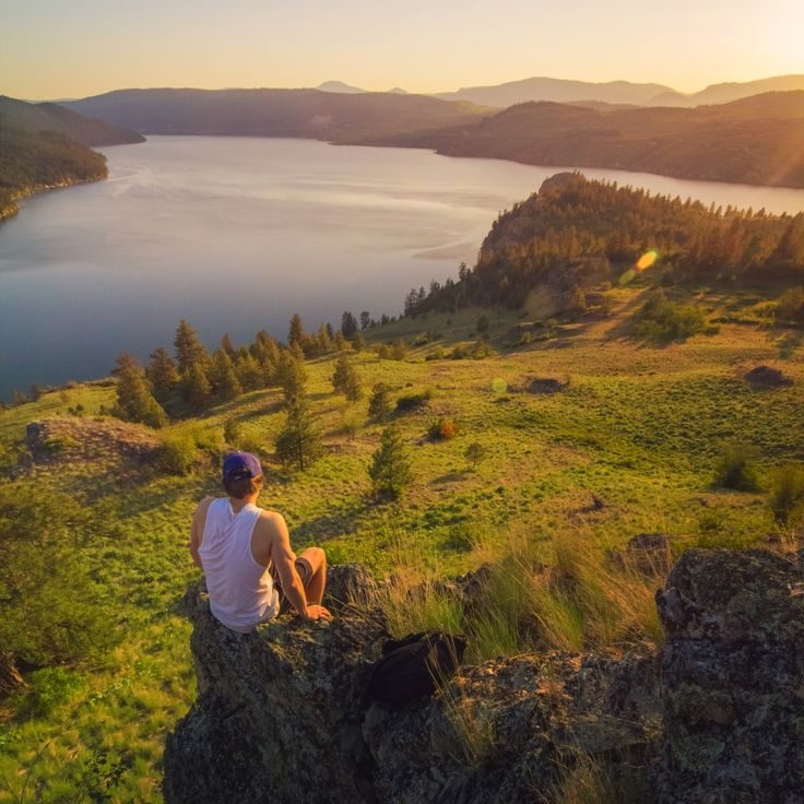 How to spend 48 hours in Kelowna: http://blog.hellobc.com/page/4/  #exploreBC #explorecanada
