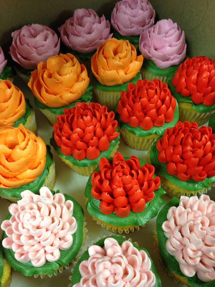 268 best white flower cakes images on pinterest flower cakes buttercream cupcakes by the white flower cake shoppe mightylinksfo