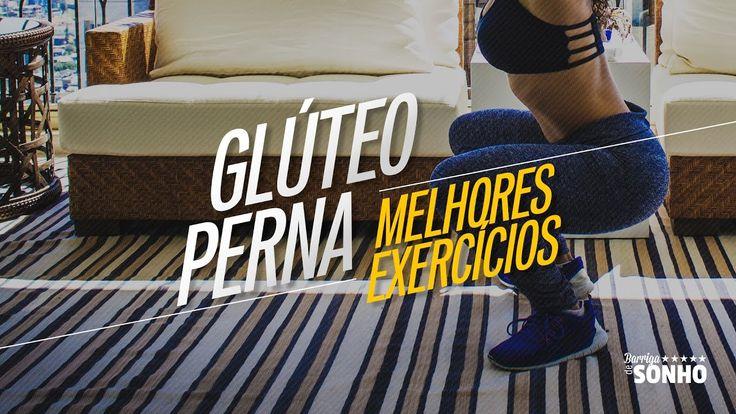 MELHOR EXERCÍCIO PRA DEFINIR GLÚTEO E PERNAS  | Raquel Quartiero - Barri...