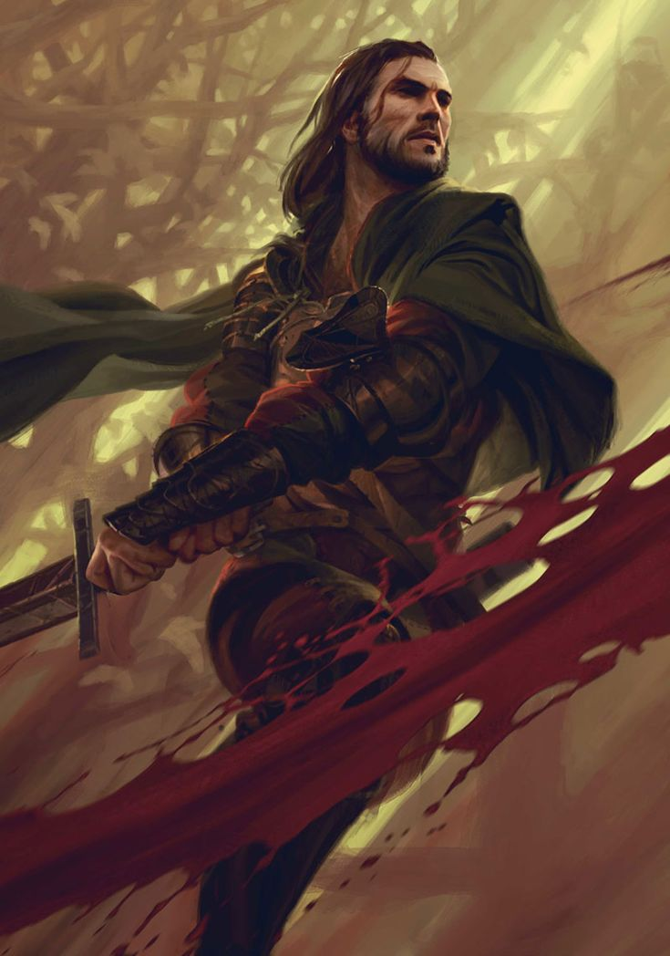 Cahir Art from Gwent: The Witcher Card Game #art #artwork #gaming #videogames #g… – Inspiration