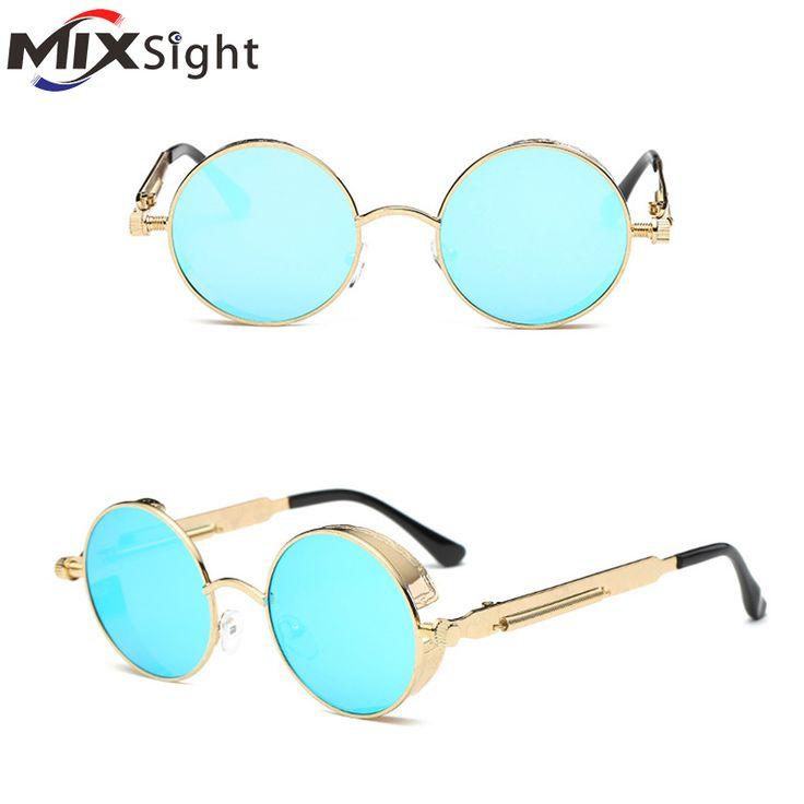 Round Metal Cycling Eyewear Protective Antifog Glasses For Work Men Safety Welding Glasses Brand Designer Retro Vintage UV400 #Affiliate