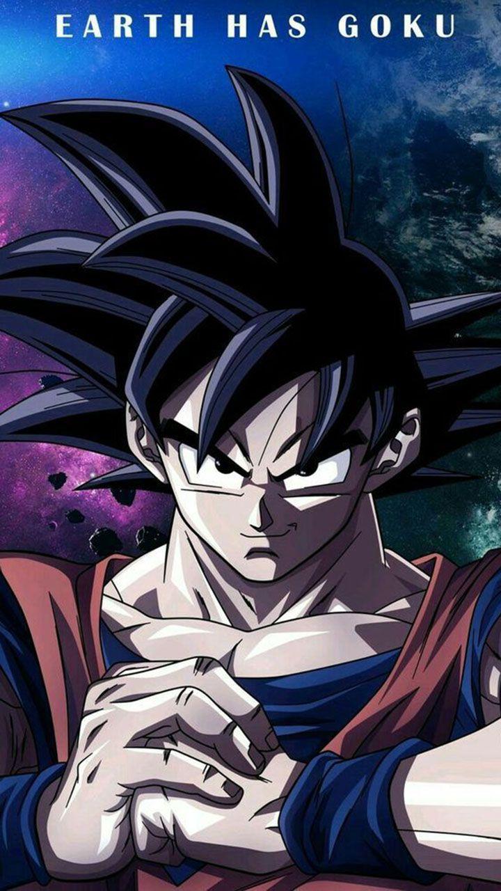 Dragon Ball Son Goku Hd Wallpapers Background 2020 Di 2020 Dragon Ball Z Animasi Gambar Anime