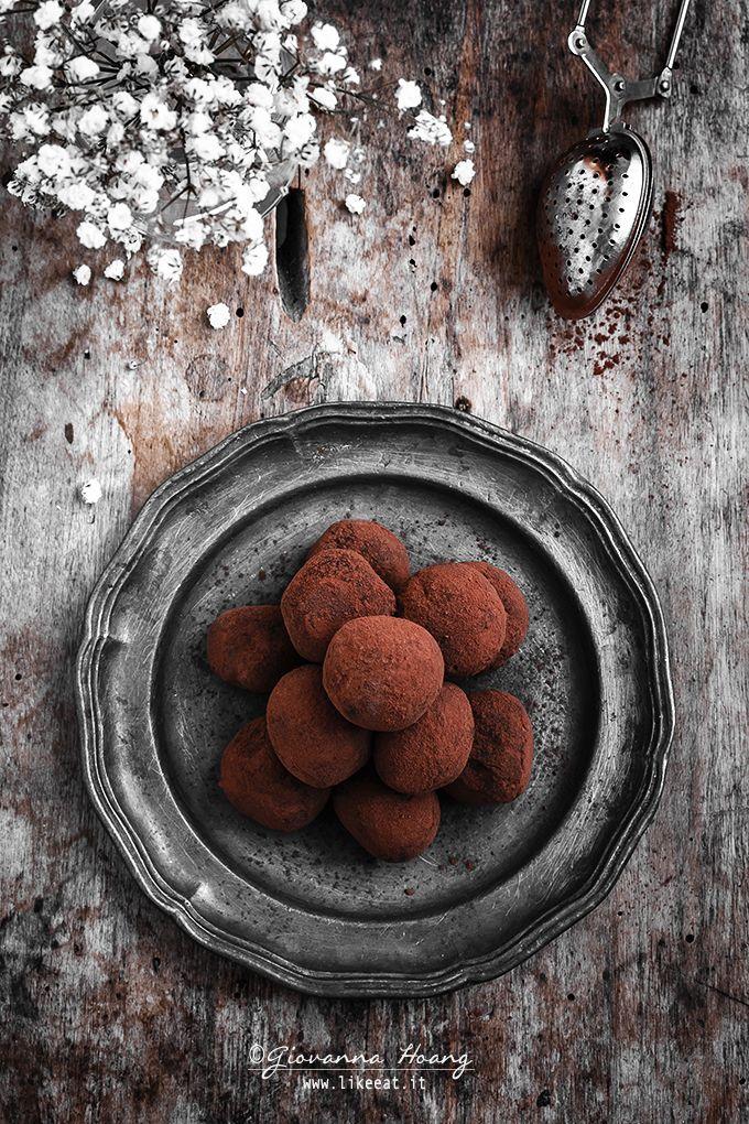 Coffe & Mascarpone Truffles! What else?