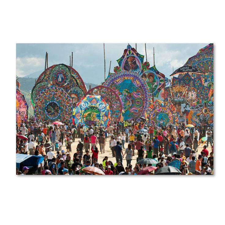 Robert Harding Picture Library 'Colorful Decoration 1' Canvas Art