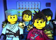 Ninjago Team Puzzle