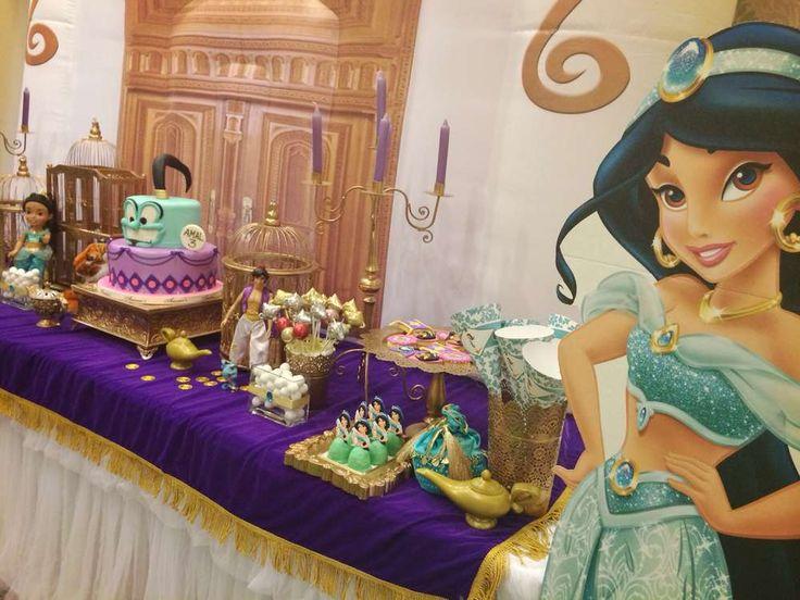 Princess Jasmine Birthday Party Ideas | Photo 53 of 58 | Catch My Party