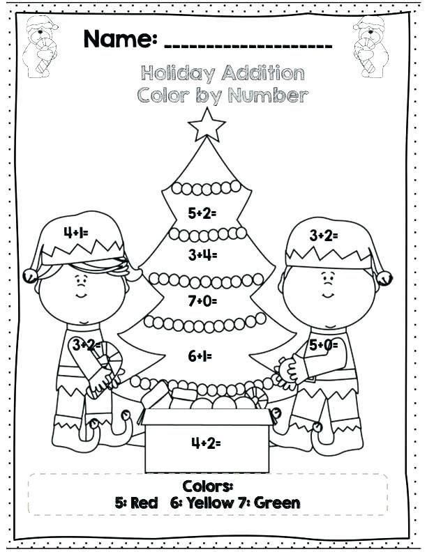 Summer Coloring Pages For Third Graders Holiday Math Worksheets Christmas Math Worksheets Thanksgiving Math Worksheets