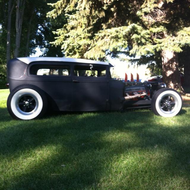 24 best hotrods images on pinterest vintage cars for Garage automobile 74