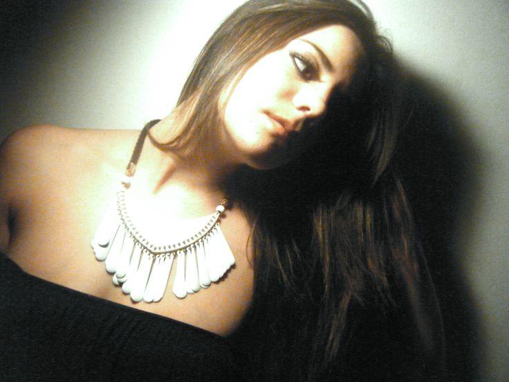 PHOTOGRAPHER: Valentina Vella, REWORKING: Donatella Scanderebech, MODEL: Ilenia Damiano