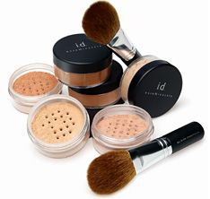 Bare Minerals Makeup by Bare Essentials.