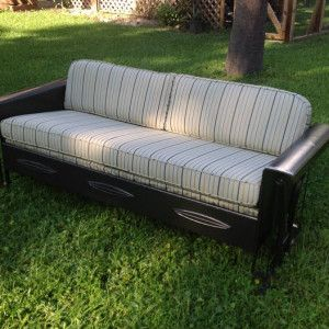 Purchase Vintage Metal Furniture Online Red To Better Than