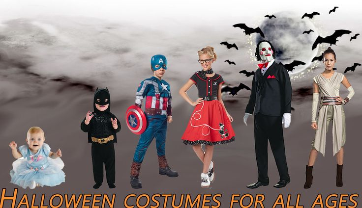 It's not too late! The Party Place still has plenty of costumes in stock! Stop by and see us in Rogers, Conway or Fort Smith today! #ThePartyPlace #HappyHalloween #Halloween #costumes