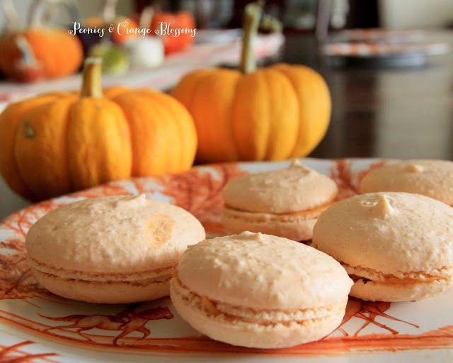 Peonies and Orange Blossoms: Pumpkin Cheesecake aka Pumpkin Pie ...