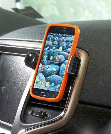 Look what I found on #zulily! Black Air Vent Phone Holder #zulilyfinds