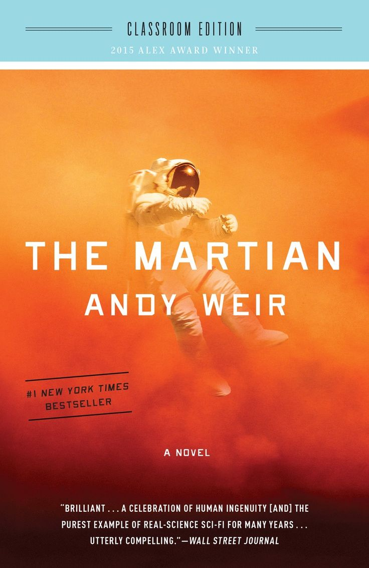 Teachers Guide and resources for The Martian.