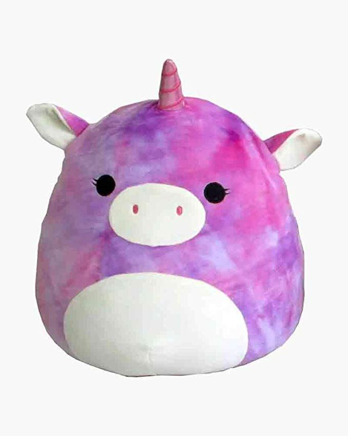 Organic Material Stress Relieve Cute Pink Unicorn Extra Soft Plush Toy 12 inch