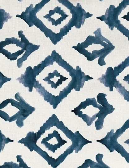 moroccan diamonds fabric by minted artist omega distefano