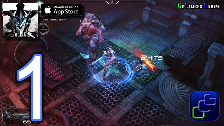 Implosion - Never Loss Hope 2015 iOS Walkthrough - Gameplay Part 1 - Cha...