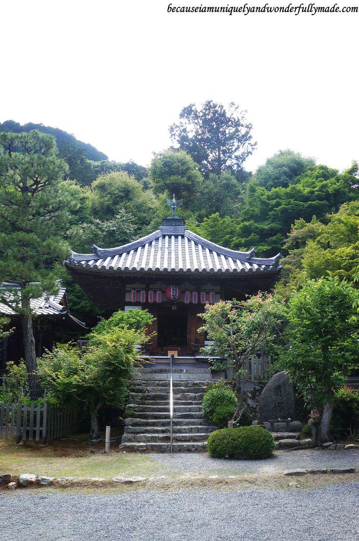 Nison-in Temple 二尊院 in Kyoto 京都市 , Japan 日本.