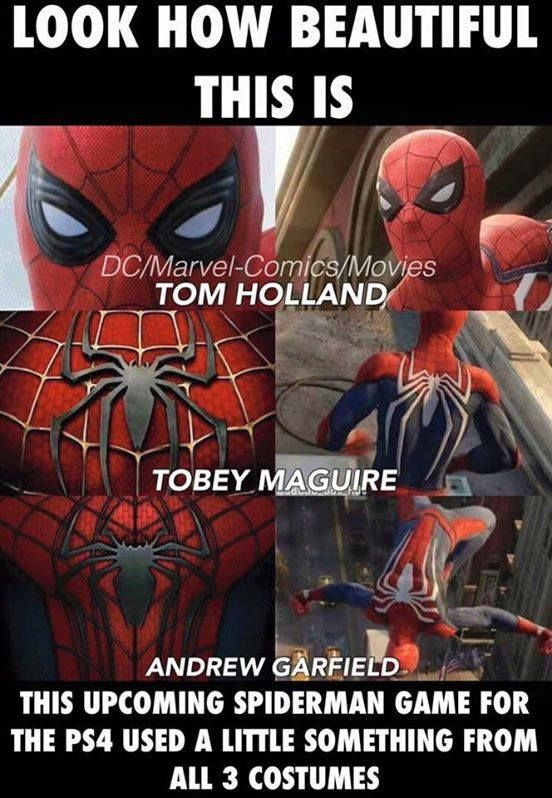 I need this! #spiderman #ps4 #game #marvel