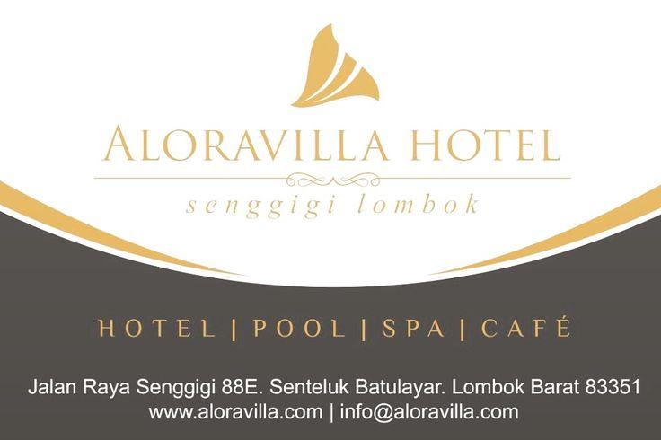 Aloravilla Hotel Lombok Senggigi 2018 Stunning Vision of Nature, collaboration of traditional Sasak culture with semi modern local lombok .