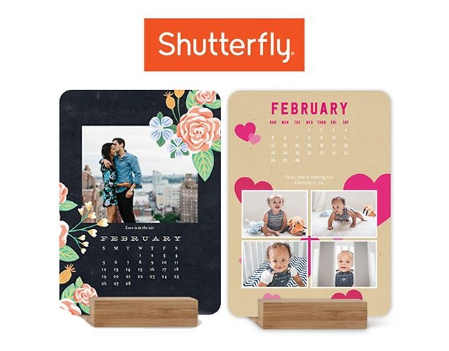 Shutterfly | Get a FREE Personalized Calendar (2 Choices) Free (shutterfly.com)
