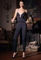 leggings nero cabaret royal