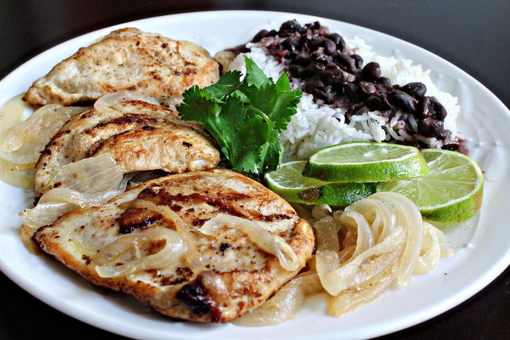 Pollo a la Plancha - Hispanic Kitchen