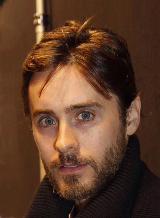Jared Leto Hair Style