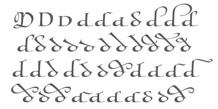 Image result for carolingian minuscule font