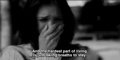 I just want to be okay
