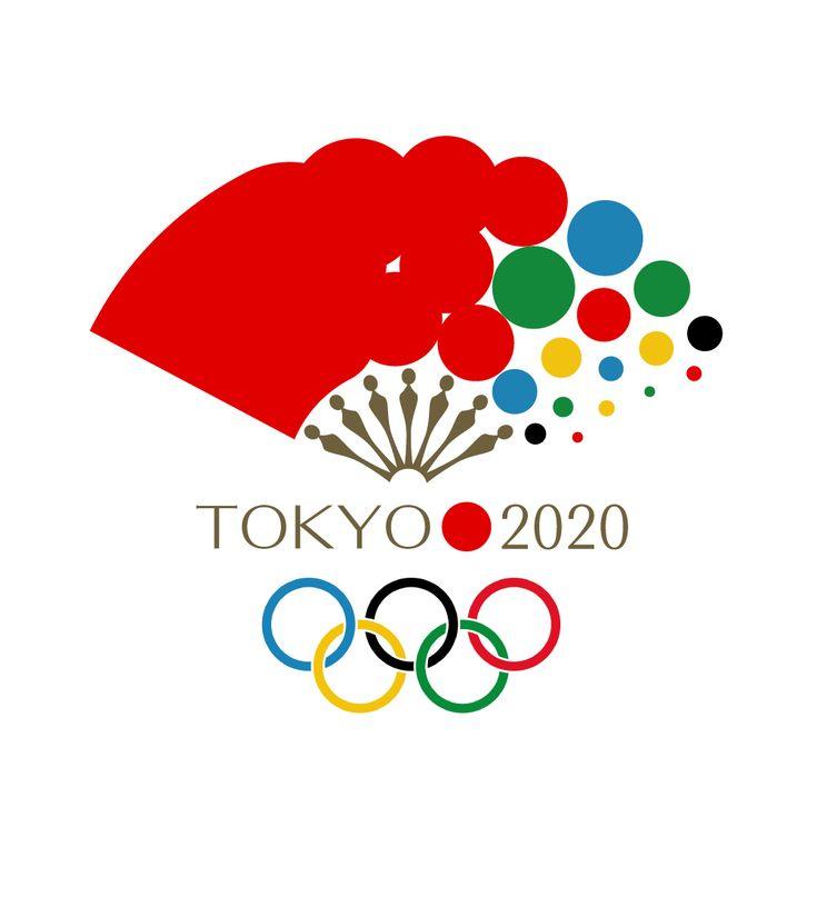 扇モチーフの東京五輪エンブレムが「華やか」「雅」と大反響 海外在住日本人デザイナーが考案 - BIGLOBEニュース