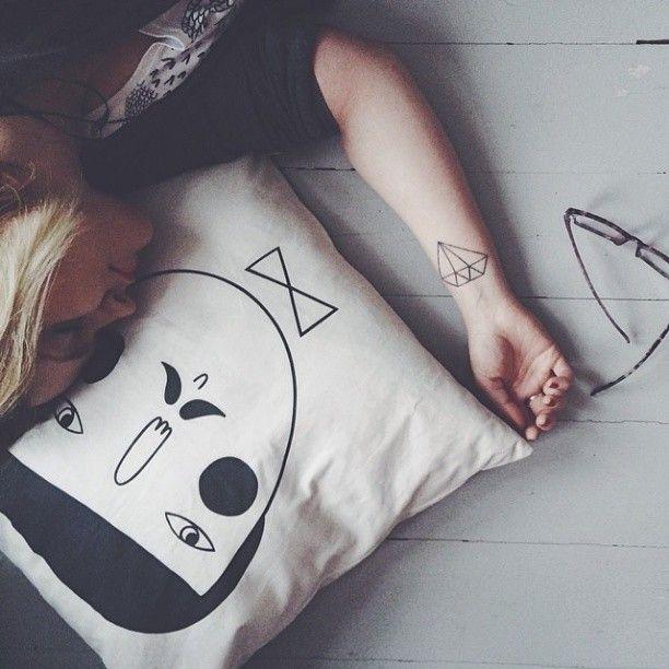 Cushion cover by Depeapa.