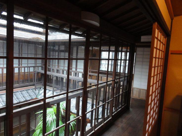 日本家屋 明治時代 - 2階