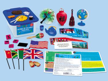 Cultures of the World Theme Box #sponsored @Luvocracy