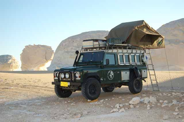 Howiling Moon Rooftop Tent Roof Top Tent Land Rover