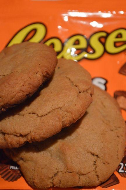 Biscuits ultra arachides