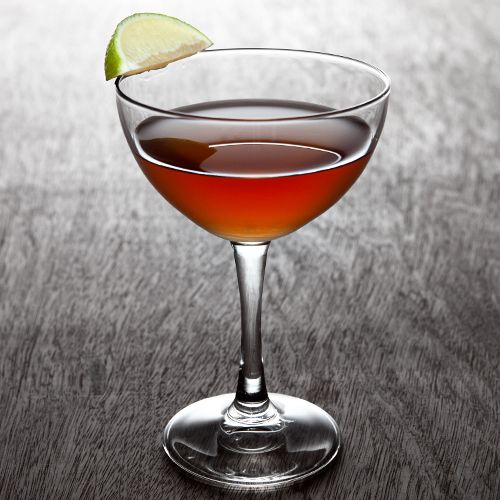 The classic Jack Rose cocktail gets a splash of Irish whiskey (recipe courtesy of Michael Collins | Imbibe).