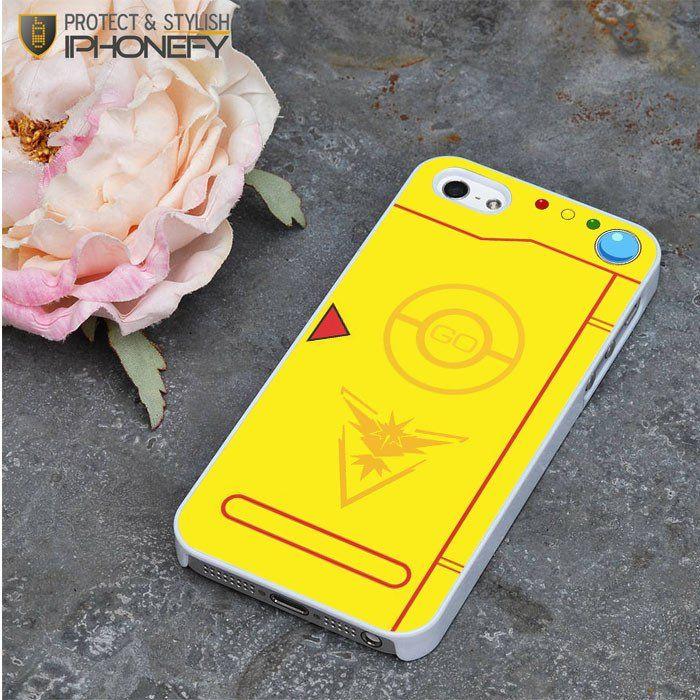 Pokemon Go Instinct Team Pokedex iPhone 5S Case|iPhonefy