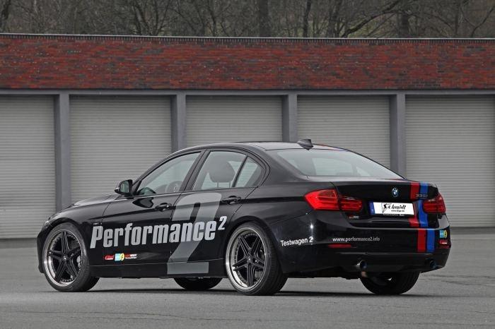 2013 BMW 335i by Schmidt Revolution