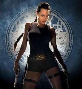 Feel like Lara Croft Tom Rider... with my pump on my leg ;)