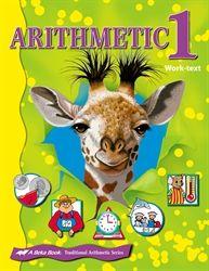 Arithmetic 1 A Beka